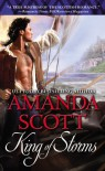 King of Storms - Amanda Scott