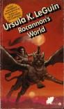 Rocannon's World - Ursala K. LeGuin
