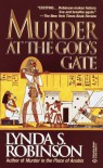 Murder at the God's Gate (A Lord Meren Mystery) - Lynda S. Robinson