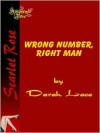 Wrong Number, Right Man - Darah Lace