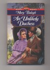 An Unlikely Duchess - Mary Balogh