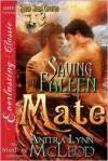 Saving a Fallen Mate - Anitra Lynn McLeod