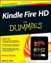 Kindle Fire HD For Dummies (For Dummies (Computer/Tech)) - Nancy C. Muir