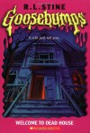 Welcome to Dead House - R.L. Stine