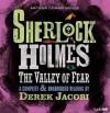 The Valley of Fear: An Unabridged Reading by Sir Derek Jacobi - Derek Jacobi,  Arthur Conan Doyle