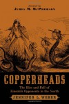 Copperheads: The Rise and Fall of Lincoln's Opponents in the North - Jennifer L. Weber