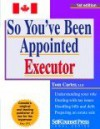 So You've Been Appointed Executor - Tom Carter