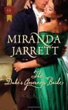 The Duke's Governess Bride - Miranda Jarrett