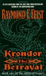 Krondor: The Betrayal (The Riftwar Legacy #1) - Raymond E. Feist