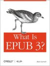 What is EPUB 3? - Matt Garrish