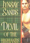 Devil of the Highlands - Lynsay Sands