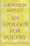 An Apology for Poetry (paperback) - Philip Sidney