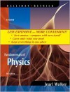 Fundamentals Of Physics (Loose Leaf) - David Halliday, Robert Resnick, Jearl Walker