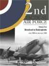 2nd Tactical Air Force, Vol. 2: Breakout to Bodenplatte (July 1944 to January 1945) - Christopher Shores, Chris Thomas