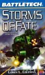 Storms of Fate (Battletech, No. 54) - Loren Coleman