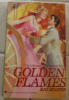 Golden Flames (The Delaneys, The Untamed Years) - Kay Hooper