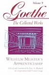 Wilhelm Meister's Apprenticeship - Johann Wolfgang von Goethe, Eric A. Blackall