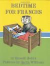 Bedtime for Frances - Russell Hoban