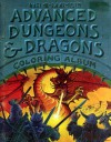 Official Advanced Dungeons And Dragons: Coloring Album - Gary Gygax