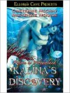 Kalina's Discovery - Cheyenne McCray, Mackenzie McKade