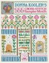 Donna Kooler's 555 Cross-Stitch Sampler Motifs - Donna Kooler