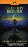 Bloody Bones (Anita Blake, Vampire Hunter, #5) - Laurell K. Hamilton