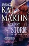 Against the Storm - Kat Martin
