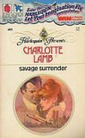 Savage Surrender - Charlotte Lamb