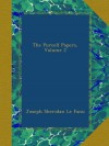 The Purcell Papers, Volume 2 - Joseph Sheridan Le Fanu