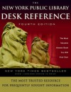 The New York Public Library Desk Reference - New York Public Library