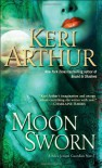 Moon Sworn (Riley Jenson, Guardian, #9) - Keri Arthur