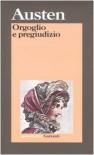 Orgoglio e pregiudizio - Isa Maranesi, Jane Austen