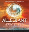 Allegiant  - Veronica Roth, Emma Galvin, Aaron Stanford