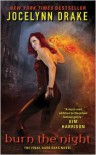 Burn the Night (Dark Days #6) - Jocelynn Drake