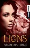 Lions - Wilde Begierde  - Shelly Laurenston