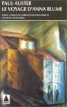Le Voyage d'Anna Blume - Paul Auster, Patrick Ferragut
