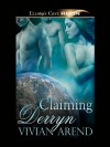 Claiming Derryn - Vivian Arend