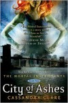 City of Ashes (The Mortal Instruments Series #2) - Cassandra Clare