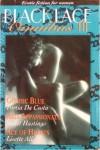 Black Lace Omnibus Iii: Erotic Fiction For Women. Gothic Blue, Aria Appassionata, Ace Of Hearts - Portia Da Costa, Lisette Allen, Juliet Hastings
