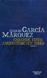 Chronik eines angekündigten Todes - Curt Meyer-Clason, Dagmar Ploetz, Gabriel García Márquez