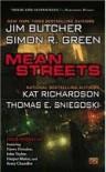 Mean Streets - Thomas E. Sniegoski, Simon R. Green, Kat Richardson,  Jim Butcher