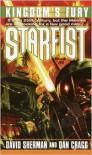 Kingdom's Fury (Starfist Series #8) - David Sherman,  Dan Cragg,  Christopher Evans (Editor)