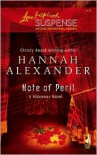 Note Of Peril - Hannah Alexander