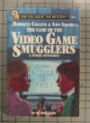 Hawkeye Collins & Amy Adams in the case of the video game smugglers & other mysteries (Can you solve the mystery?) - M Masters