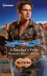 A Rancher's Pride - Barbara White Daille