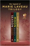 The Marie Laveau Mystery Trilogy: Season, Moon, and Hurricane - Jewell Parker Rhodes