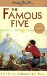 Five Have a Wonderful Time (Famous Five, #11) - Enid Blyton