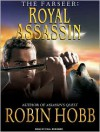 Royal Assassin (Farseer Series #2) - Robin Hobb, Paul Boehmer