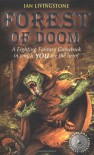 Forest of Doom (Fighting Fantasy Gamebook 8) - Ian Livingstone