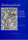 Boekenwijsheid. Inleiding in de kunst-historische bibliografie. - Jochen Becker